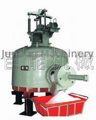 Pressure -0.1 ~ 0.3Mpa Agitated Mixing Nutsche Rotary Drying, Filtering, Washing