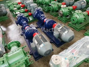 Environmental Protection Centrifugal Transfer Pump Belt Driven / Coupler Driven
