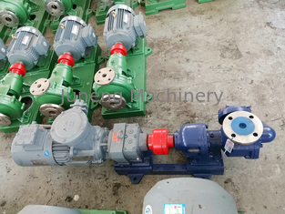 Self Priming Centrifugal Transfer Pump For Petroleum , Chemistry Industry