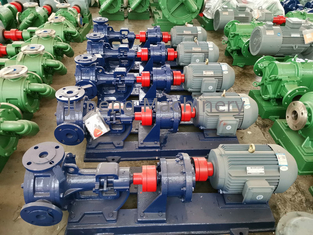 Horizontal Slurry Centrifugal Pump / Small Waste Oil Transfer Pumps