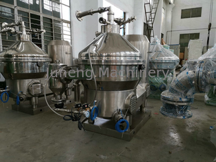 Fruits And Vegetables Disc Oil Separator Continuous Working 220V/380V