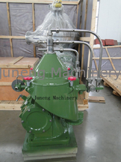 Stainless Centrifuge Lubricating / Fuel Oil Water Marine Disk Separator Capacity 2000 L/h supplier