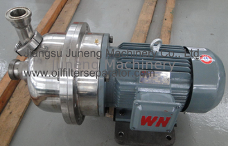 Capacity 100 - 200T/D Centrifugal Mixing Transfer Pump Vegetable Oil Continuous Refining supplier