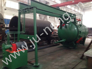 China Auto Cake Discharging Horizontal Pressure Leaf Filters For Dewaxing Of Sunflower Oil company
