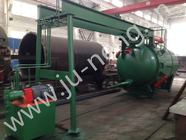 China Automatic Hydraulic Control Horizontal Plate Pressure Filter Sunflower Oil Dewaxing factory