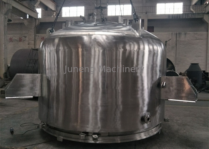 GXG 1200 Low Pressure Agitated Nutsche Filter Dryer For Pharmaceutical Industries supplier