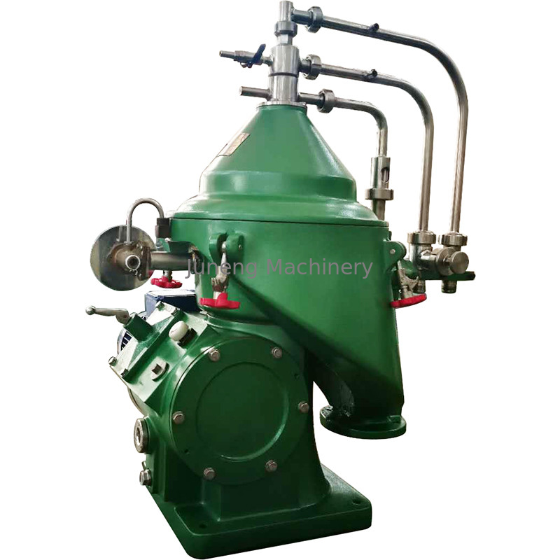 Continuously Operation Centrifuge Oil Water Separator , Marine Oil Water Separator Machine
