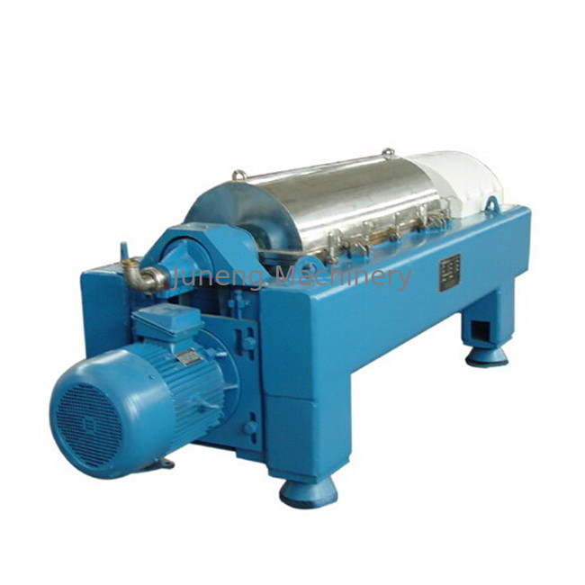 Starch Separation Decanter Centrifuge Continuous Operation Dual Motor supplier