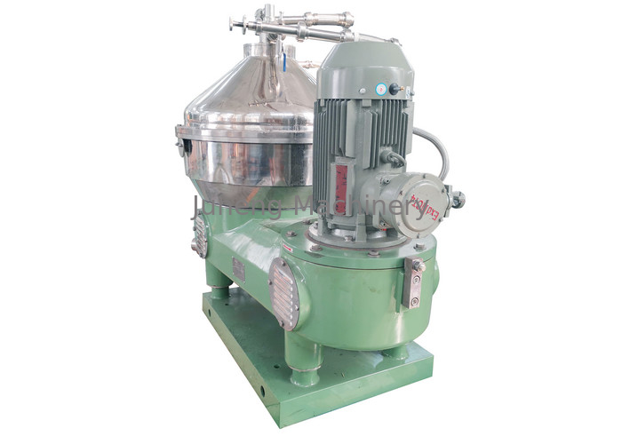 Powerful Centrifugal Oil Separator / Vegetable Oil Disk Bowl Centrifuge supplier