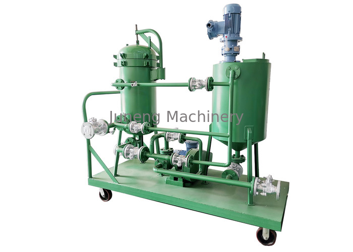 Automatic Industrial Cream Separator , Centrifugal Solids Separator