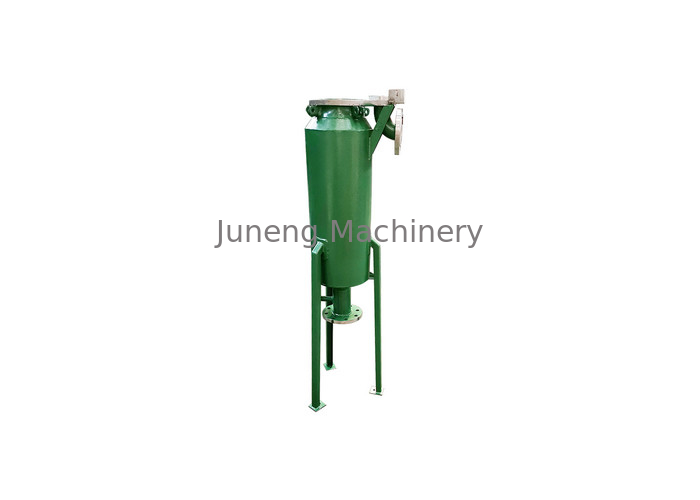 Energy Saving Industrial Bag Filters With Vessel , Filter Gauzes Lifting Structure