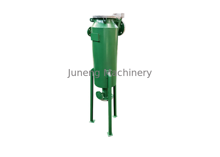 High Efficiency Industrial Bag Filters For Oil Industry DN25 supplier