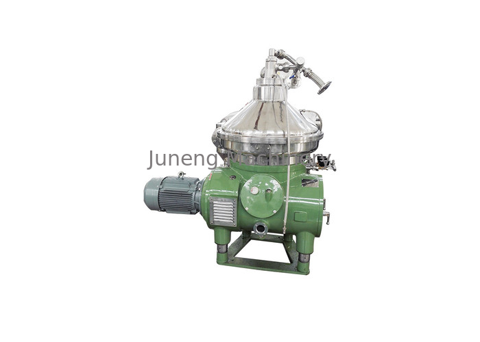 Durable Centrifuge Oil Water Separator , Marine Oil Water Separator Machine