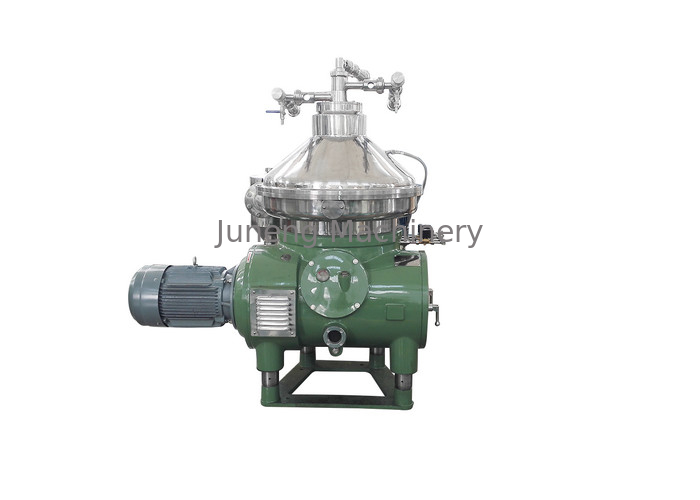 Diesel Engine Marine Oil Water Separator / Oil Centrifugal Separator Stable Operation