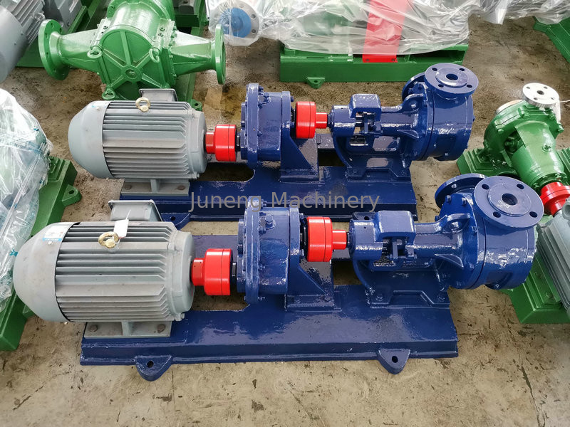 Durable Horizontal Centrifugal Pump / Self Priming Centrifugal Pump supplier