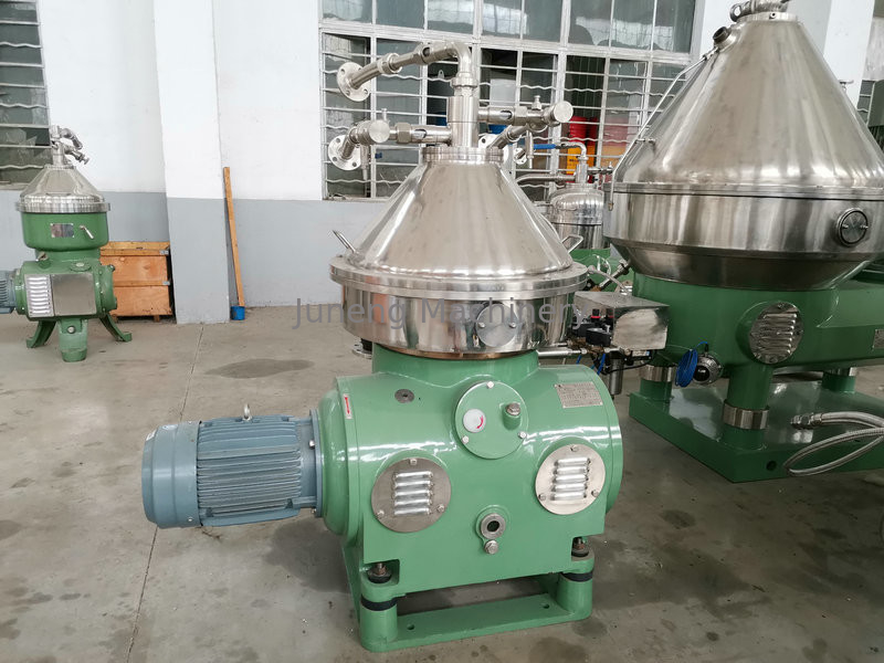 Protein Disc Centrifugal Filter Separator Animal Fats , Offal , Wool Sewage Treatment