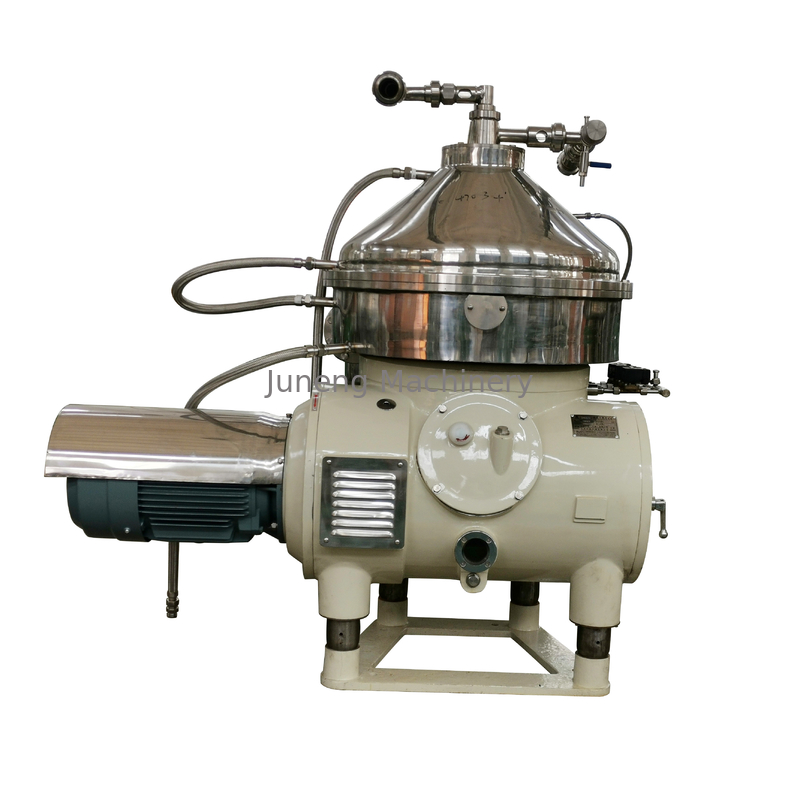 Low noise level high capacity juice separator with long service life for sale