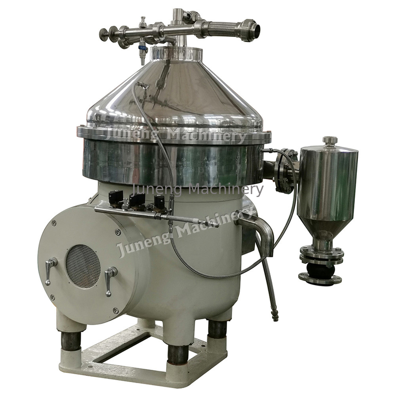 Power Plant Use Centrifuge Oil Water Separator , Diesel Oil Water Separator Machine