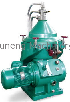 0.05 Mpa Fully Automatic Control Industrial Gycerin Biodiesel Oil Separators supplier
