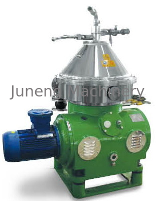High oil yield,good quality diesel and glycerin Oil Separators and Centrifuges used in Biological diesel industry