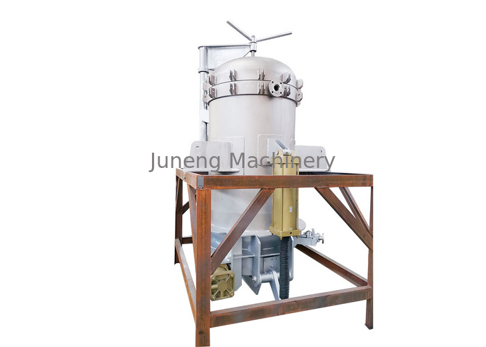 Low Loss Vertical Pressure Leaf Filters With SS304/316 Filter Mesh