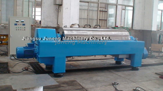 China Super Solid Bowl Decanter Centrifuge For Dewatering Requirements distributor