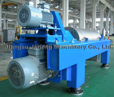 Electrical PLC Tricanter Centrifuge For Kitchen Waste Oil And Illegal Cooking Oil