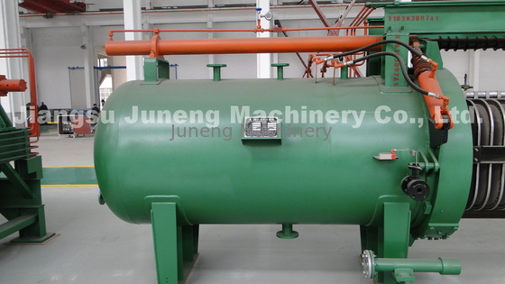 China Durable Horizontal Pressure Filter For Edible Oil Solvent Extraction And Refinery Plant distributor