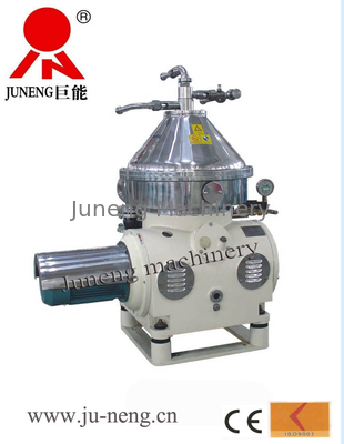 China 1500 L / H -10000 L / H Milk Cream Separator Machine Milk And Whey Skimming distributor