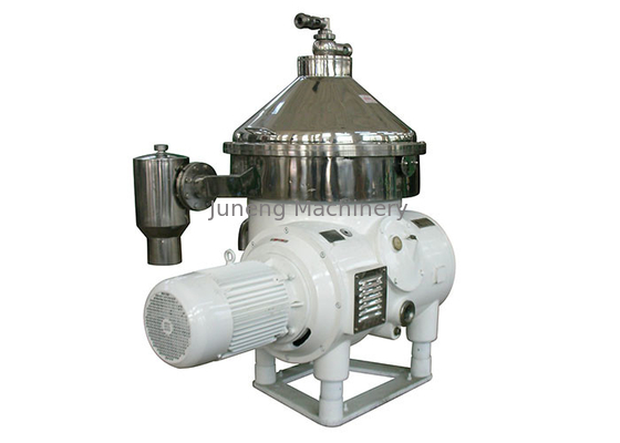 China Solid Milk Cream Separator Machine , Durable Milk Clarify Centrifuge Machine distributor