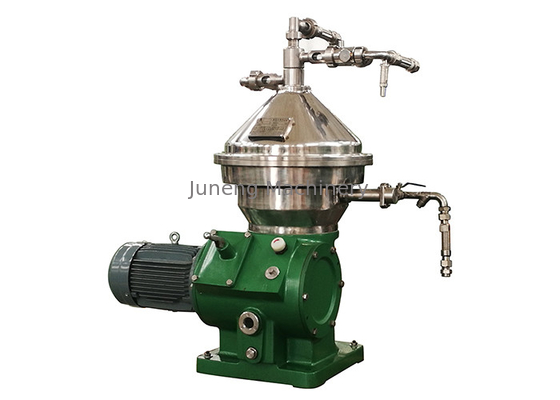 China Automatic Disc Stack Stainless Steel Soymilk Separator With Long Life Time distributor