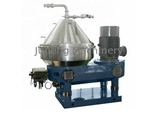 China Customized Milk Cream Separator Machine Factory Use Disc Stack Centrifuge distributor