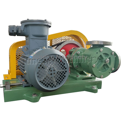 China NCB Fuel Oil Centrifugal Transfer Pump Belt Drive Low Power Consumption distributor