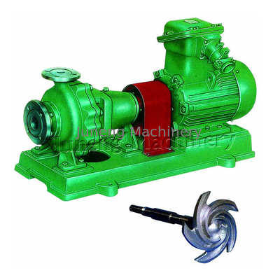 China IHK Series Small Centrifugal Pump Food Grade Stainless Steel Edible Oil Pump distributor