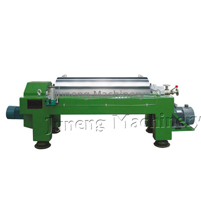 China 3 Phase Horizontal Decanter Centrifuge For Oil Obtaining From Cooked Cartilage distributor