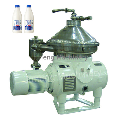 China Industrial Milk Clarifying Milk Cream Separator Machine Centrifugal Cream Separator distributor