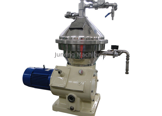 China High Efficiency White Color Bottled Juice Separator , Centrifugal Filter Separator distributor