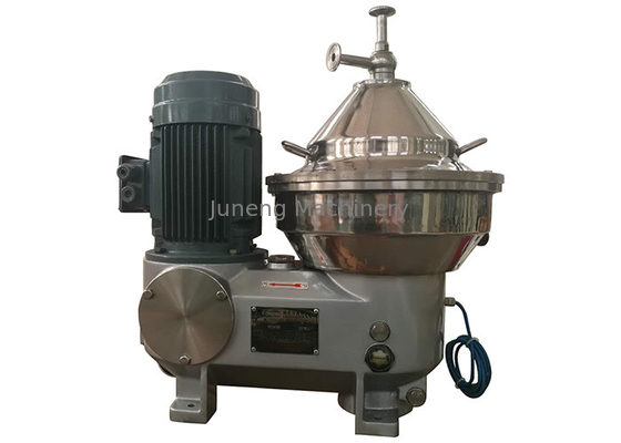 China High Speed Cute Size Liquid Separator Disc Stack Centrifuge Long Life Time distributor