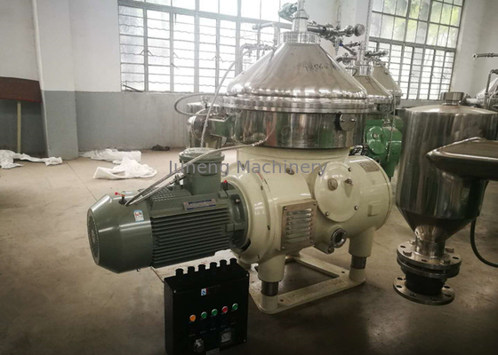 China Solid Liquid Separatoion Drum Fruit Separator , Low Power Consumption distributor