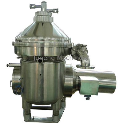China Bowl Solid Liquid Orange Juice Separator Of Stainless Steel Covered Disc distributor