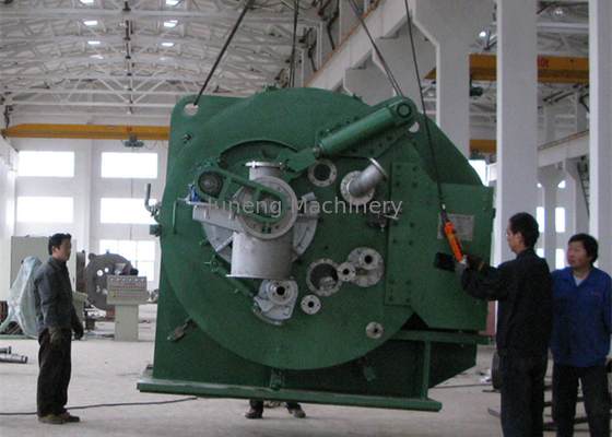 China Food industry GKH horizontal scraper discharge continuous centrifugal separator distributor