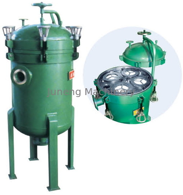 China Carbon Steel / Stainless Steel Industrial Bag Filters Used Sweet Water , Resin etc distributor