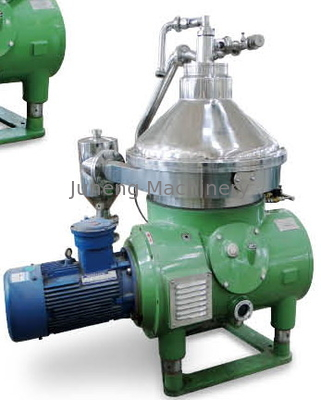 China Disc Stack Centrifuge for Mineral Oil with self-cleaning bowl distributor