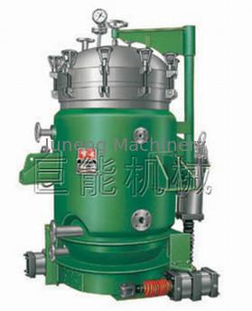 Piring ketik Hermetik vertikal tekanan 0,1-0.4 Mpa daun debit filter